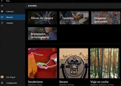 La aplicación Fotos de Microsoft se actualiza con ...
