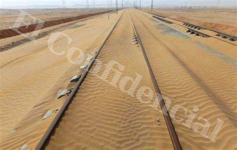 La arena invade tramos del AVE a La Meca ante la división ...