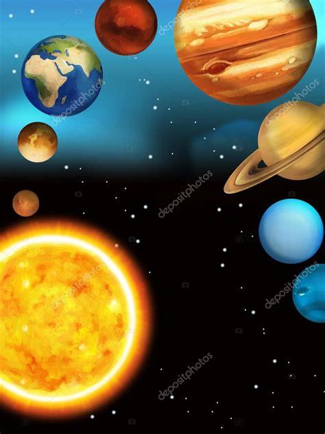 La astronomía del sistema solar   Via Lactea   para niños ...