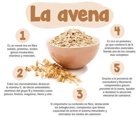 La avena, un cereal que ayuda al corazón   Hierbas medicinales