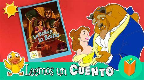 La BELLA y la BESTIA* CUENTOS infantiles en español - YouTube