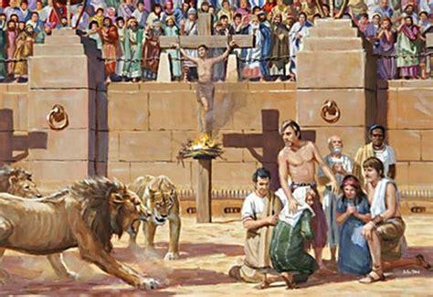 LA BIBLIA DICE: la iglesia primitiva