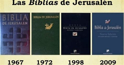 La Biblia en español: La Biblia de Jerusalén 1967,1975 ...