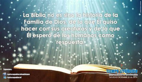 La Biblia es la historia de la Familia de Dios ...