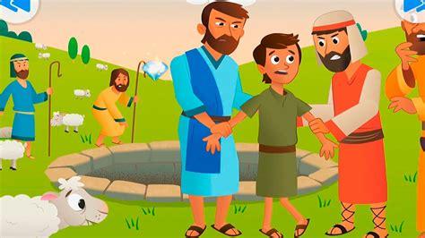 La Biblia para Niños - El soñador. Jose es vendido como ...