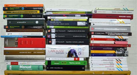 La Biblioteca Central adquirió ejemplares en la Feria del ...
