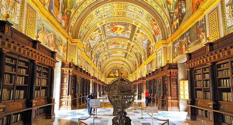 La biblioteca más hermosa de Madrid