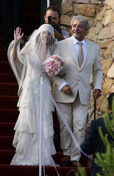 La boda de Andrés Iniesta y Anna Ortiz - Paperblog
