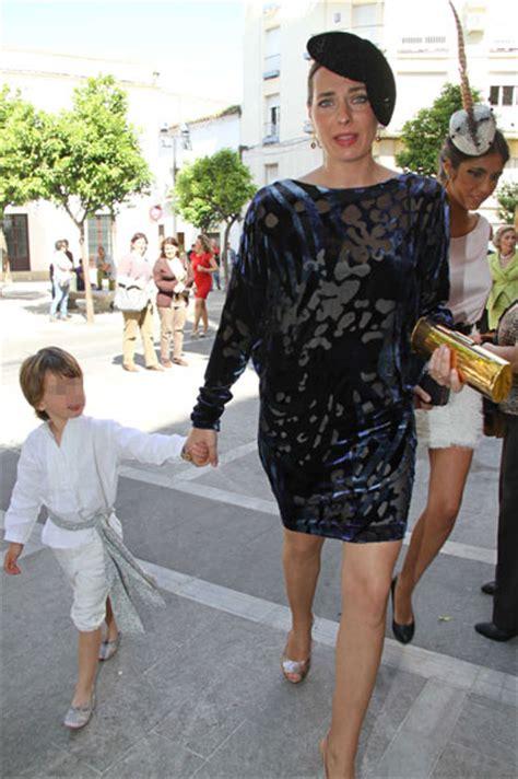 La boda de Eugenia Ortiz, hija de Bertín Osborne, y Juan ...