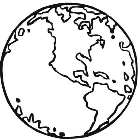 La bola del mundo para colorear - Imagui | Frases ...