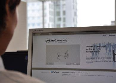 La Caixa crea una red social de negocios - Redes Sociales