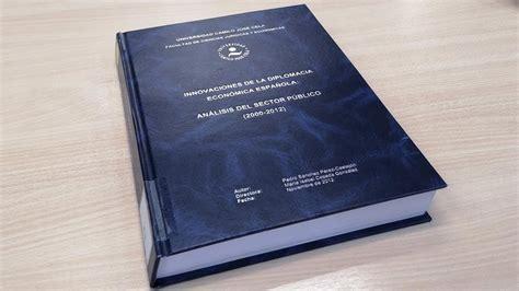 La Camilo José Cela avala la evaluación de la tesis de ...