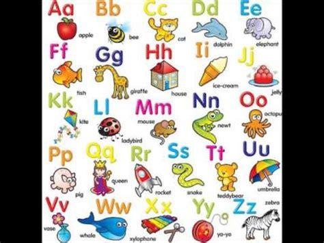 la canción del alfabeto en ingles para niños - YouTube