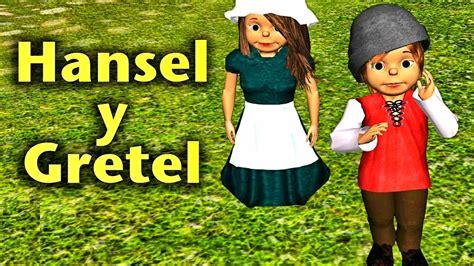 La Canción del Cuento de Hansel y Gretel para Niños ...