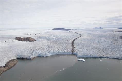 La capa de hielo de Groenlandia no es tan frágil como ...
