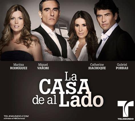 La Casa De Al Lado | Telenovela Tv Series