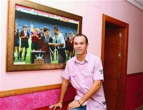La casa de Andrés Iniesta - Hogar10.es