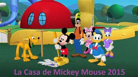 La Casa de Mickey Mouse en Español | Capitulos Completos ...