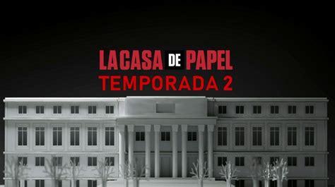 La Casa de Papel: Así arrancó el capitulo 1 temporada 2 en ...