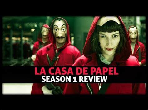 LA CASA DE PAPEL  Primera Temporada  | Doovi