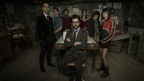 La Casa de Papel  Temporada 1  HD 720P ESPAÑOL – GoodPelis ...