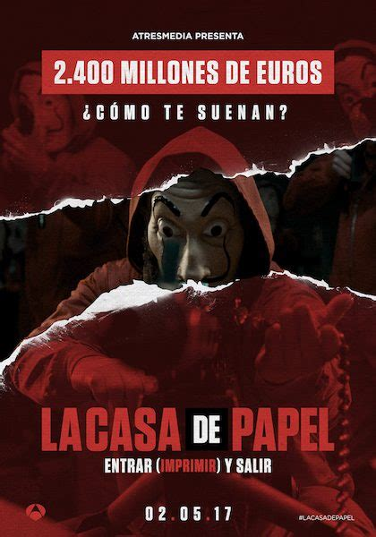 La Casa De Papel Temporada 1 – Movie House