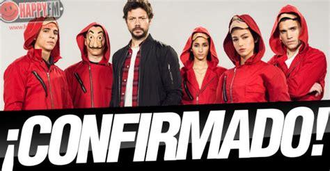 La casa de papel    Tercera temporada Netflix: Confirmada ...