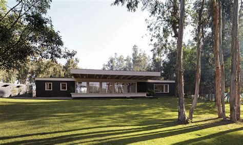 La casa del bosque   Revista ED   Estilo y decoración