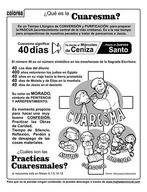 La Catequesis (El blog de Sandra): Explicación Sencilla ...