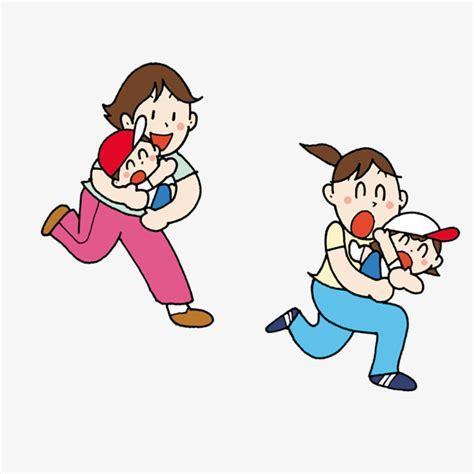 La Celebración De Los Niños Corriendo, Los Niños Pequeños ...