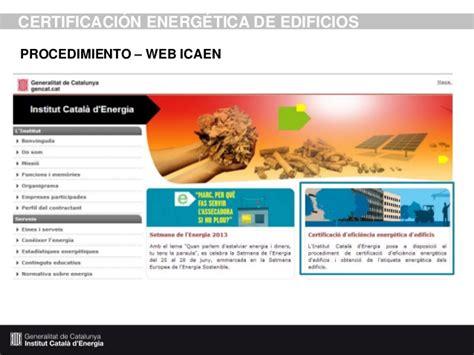 La certificación de la eficiencia energética en Cataluña