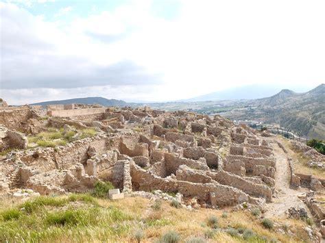La ciudad de Medina Siyâsa es el yacimiento arqueológico ...