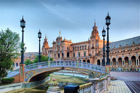 La Ciudad de Sevilla   España | LUGARES SORPRENDENTES