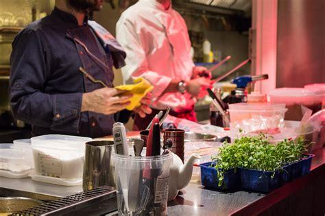 La cocina canalla del restaurante Bocacalle en Alonso ...