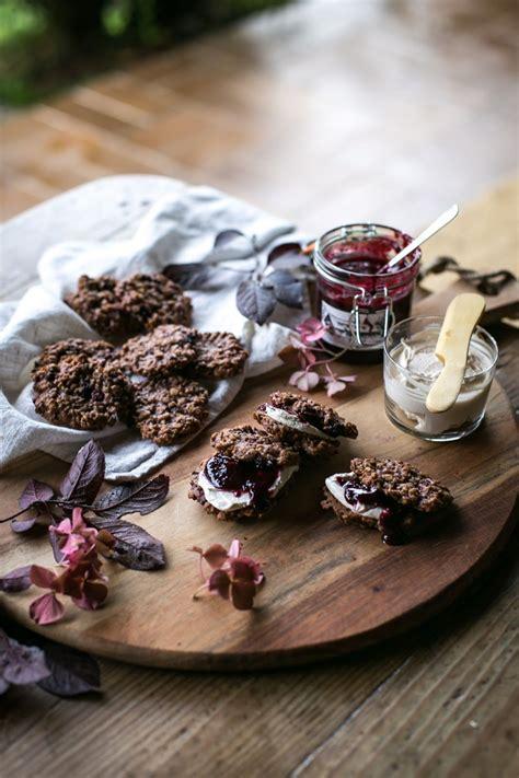 La Cocina de Carolina: Galletas de avena veganas | Cookies ...