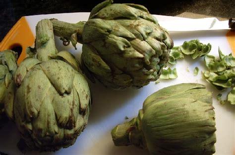 La Cocina del Caos: Alcachofas al microondas