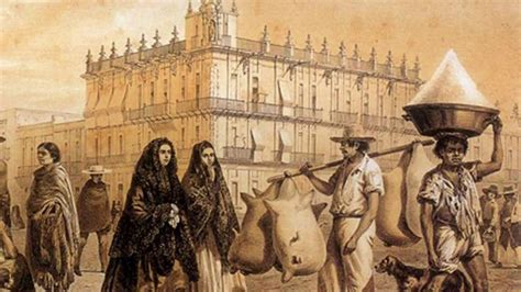 La colonia en el virreinato en México 1521 1810 - YouTube