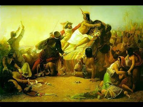 La Conquista del Imperio Incaico   Doovi