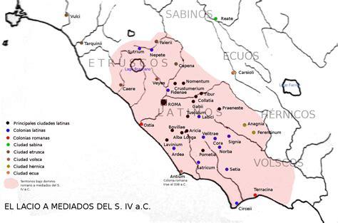 La conquista del Lacio por Roma | Histórico Digital