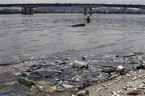 La contaminación del agua en Río de Janeiro, un problema ...