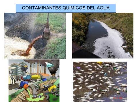 La Contaminacion Del Agua Resumen