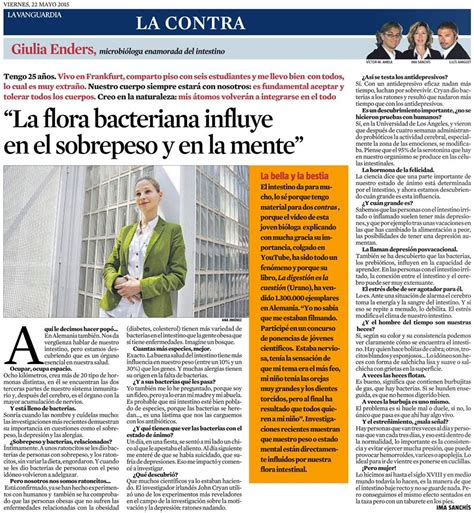 La contra de la Vanguardia Archivos | Connexions Vitals