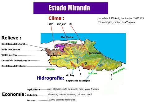 La Cordillera Central  Geografía de Venezuela ...