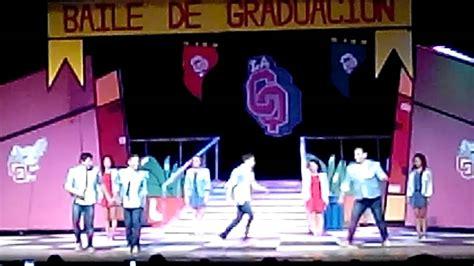 La cq graduación musical por ali   YouTube