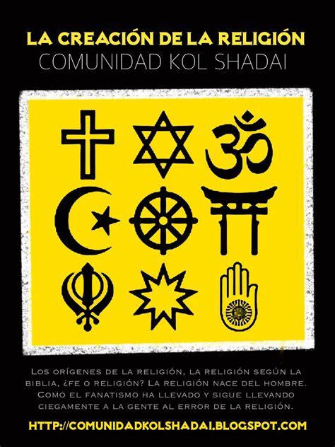 La Creación de la Religión Los orígenes de la religión, la ...