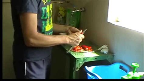 La cria de canarios  pimiento rojo y zanahoria video 2 ...