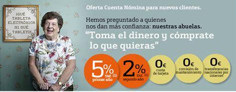 LA CUENTA NOMINA DE BANKINTER CONTINUA OFRECIENDO EL 5% ...