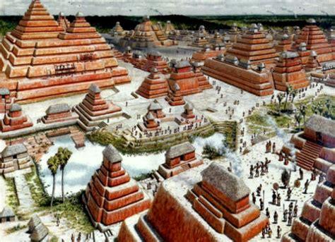 la cueva boreal: Apuntes sobre la cultura Maya