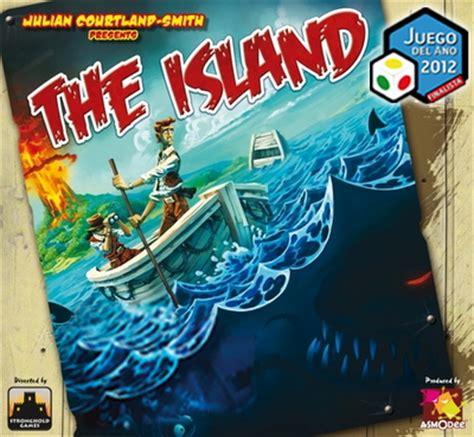 La cueva del friki solitario: Juegos de Mesa: The island