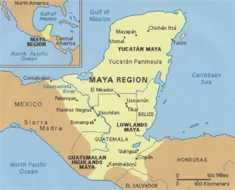 La Cultura Maya - SobreHistoria.com